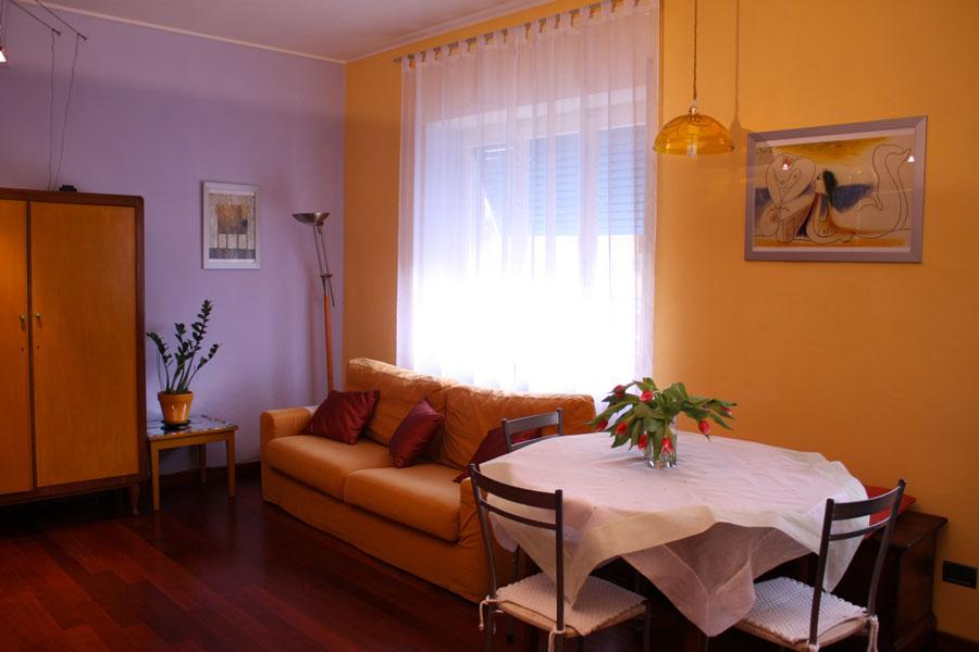 Casa Dandi, appartamento corallo