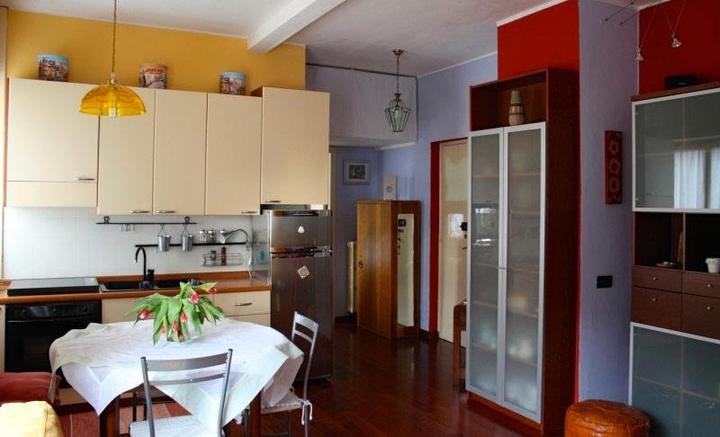 appartamento corallo, cucina, casa dandi