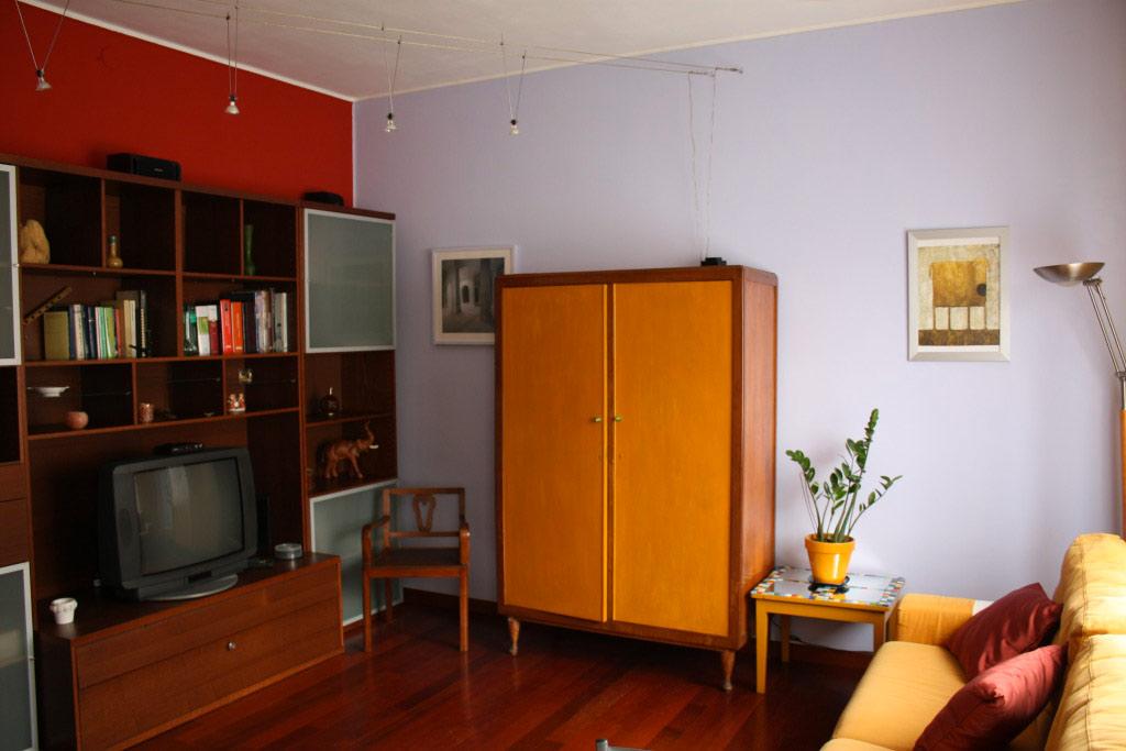 appartamento corallo, casa dandi, soggiorno